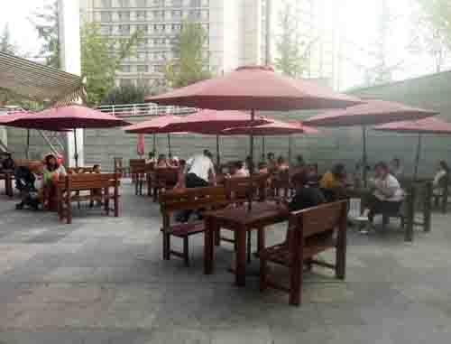 亿合城 休闲桌椅