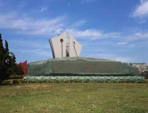 仿石景观雕塑
