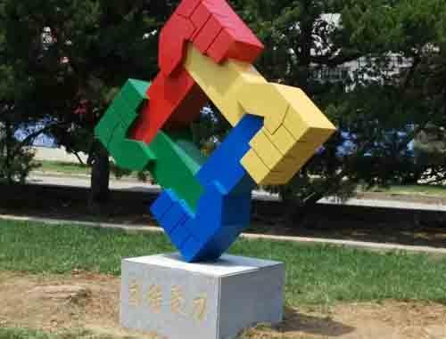 大连景观雕塑设计
