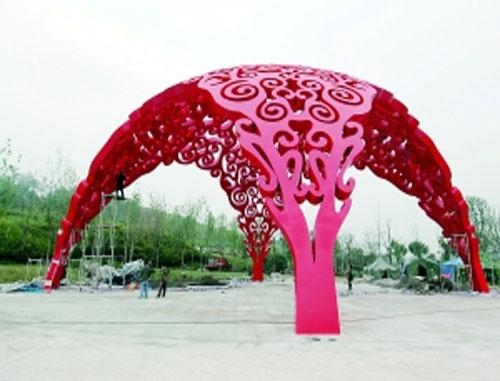 景区景观雕塑
