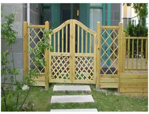 大连庭院围挡护栏