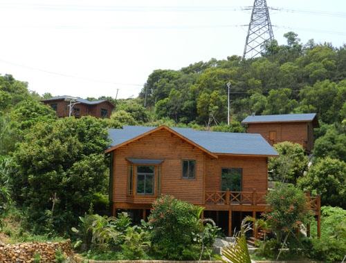 大连生态木屋