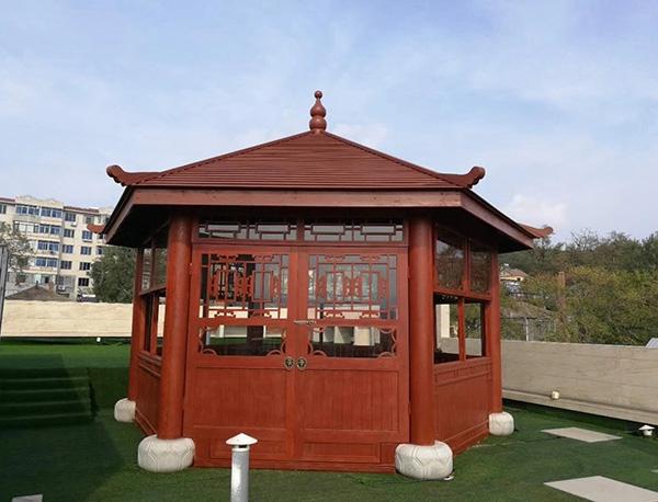 哈尔滨凉亭