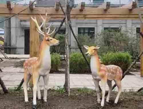 动物景观雕塑