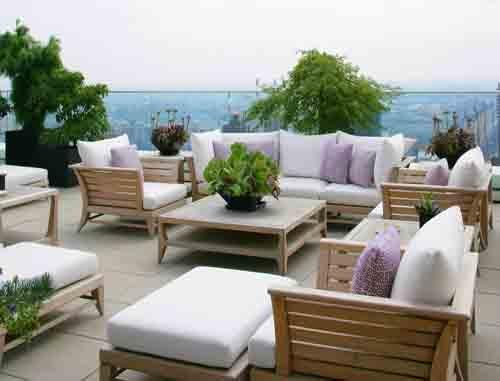 景观休闲桌椅