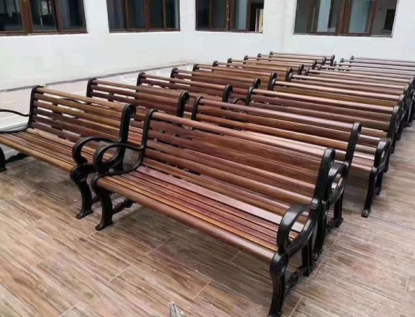 香炉礁社区休闲椅